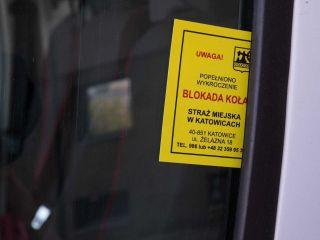 """""""Wyzwanie: parkowanie!"""" - podsumowanie pierwszego tygodnia dyscyplinowania kierowców"""