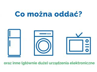Od 1 lipca startuje nowa usługa MPGK Katowice – odbiór elektroodpadów bezpośrednio od mieszkańców