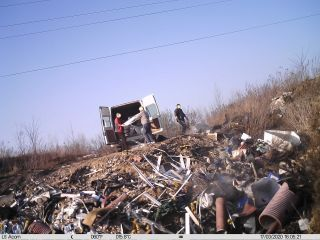Strażnicy miejscy namierzyli śmieciarza