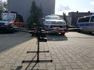 Ruszyły kontrole z wykorzystaniem drona