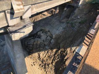 Zamknięty wiadukt na Giszowcu - objazdy