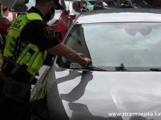 """Dwa miesiące z akcją """"Wyzwanie: parkowanie!"""" w Katowicach"""